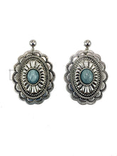turquoise-concho-earrings
