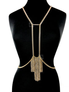 Aphrodite Body Chain - Stinnys