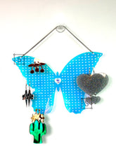 Butterfly Wall Earring Display