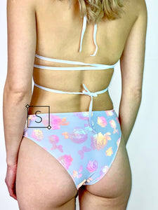 Butterfly Kissed Bikini Bottoms