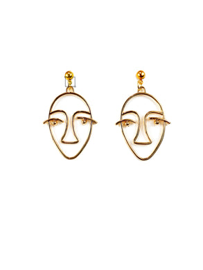 Casso Earrings