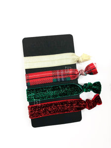 Holiday Hair Ties - Stinnys