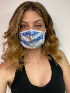 Cloud Nine Mouth Mask.