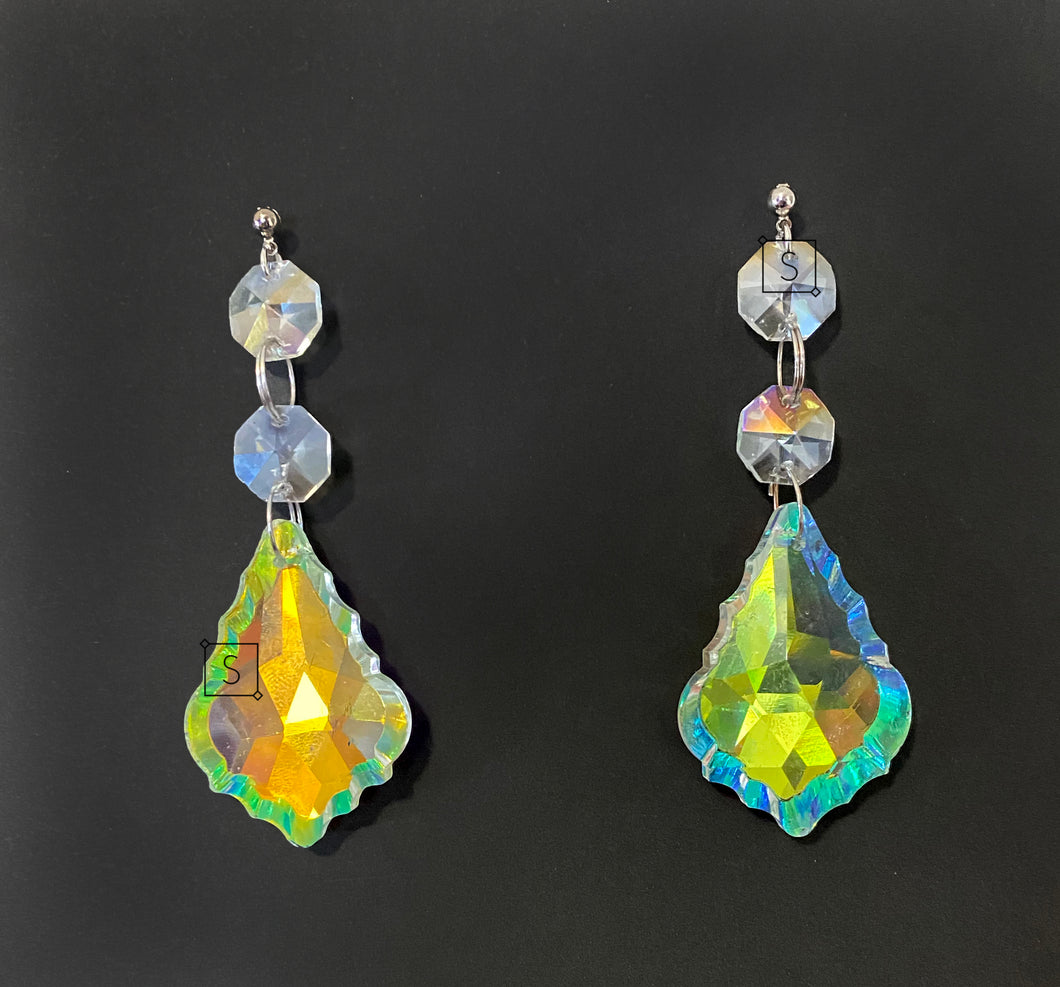 Crudessa Earrings.