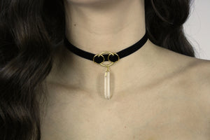 Crystalized Salem Choker - Stinnys