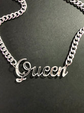 Acrylic Custom Name Necklace