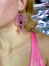 Femme Barbie Earrings