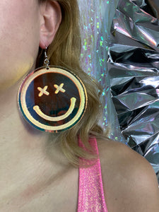 Happy Raver Earrings