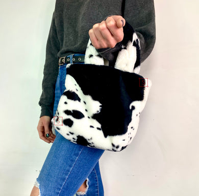 Holy Cow Mini Purse