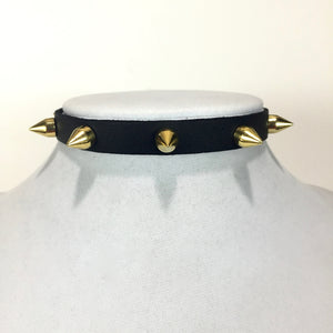 Verena Spiked Choker