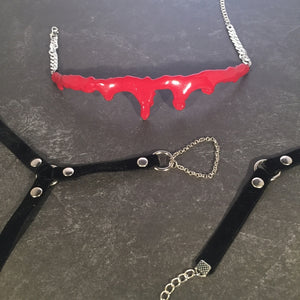 Cut Throat Choker - Stinnys