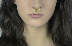 Azi Faux Septum - Stinnys