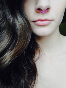 Color Septum Ring - Stinnys
