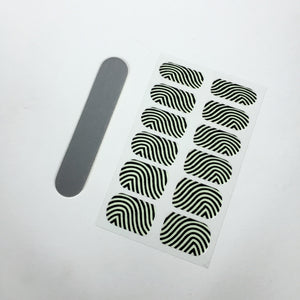 Illusionist Nail Decals - Stinnys