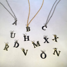 Letter Necklace - Stinnys