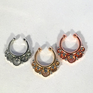 Ola Faux Septum - Stinnys