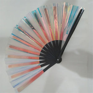 Iridescent Fan