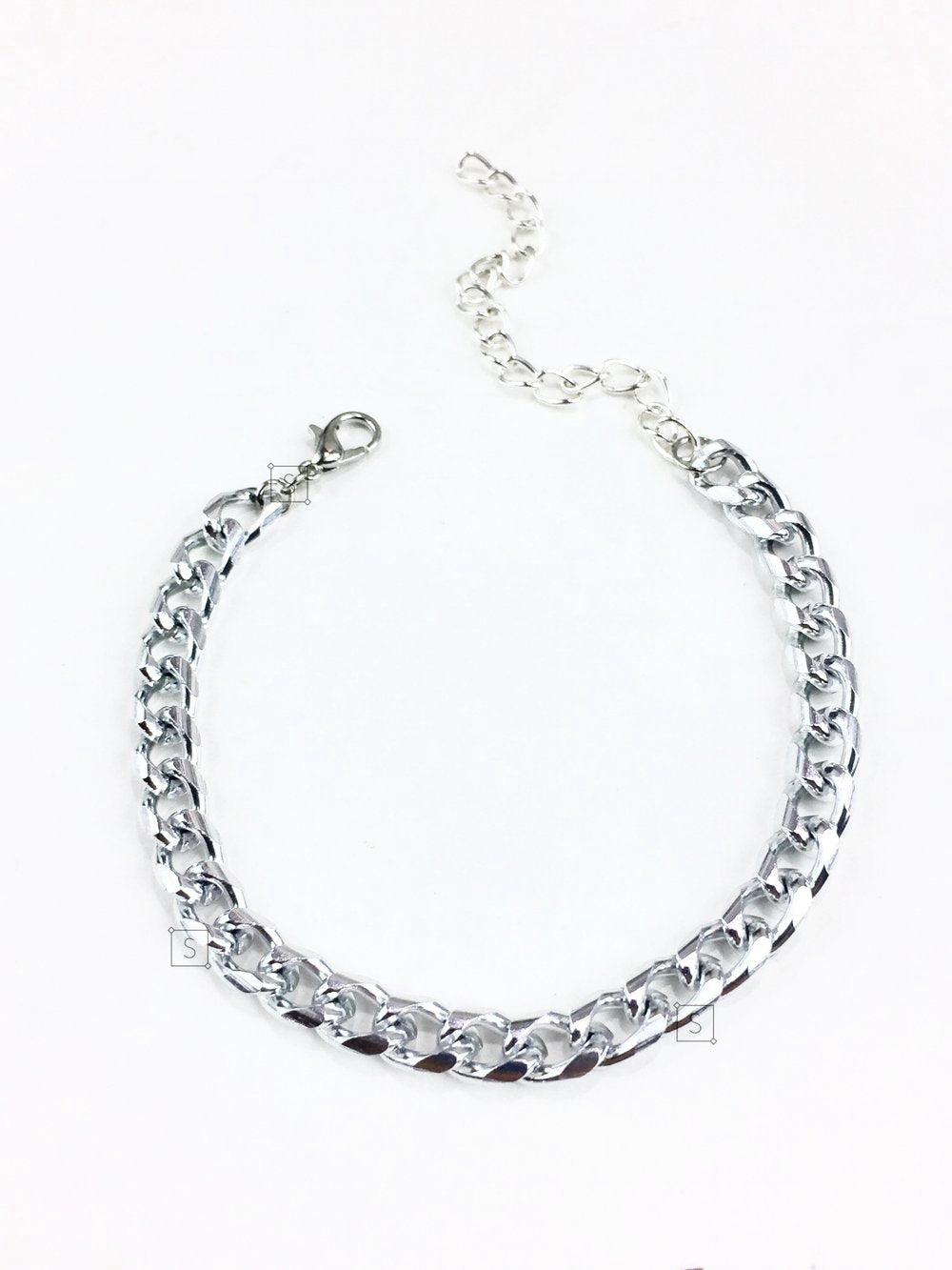 Chunky Chain Anklet.
