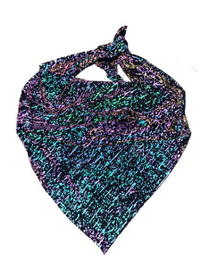 Matrix Reflective Bandana.
