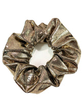 Metallic Scrunchie.