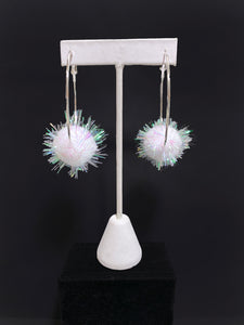 Orbital Glitz Earrings