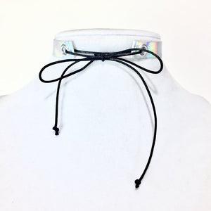 Holographic Minimal Lace Up - Stinnys