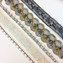 Lotte Sheer Sequin Choker - Stinnys