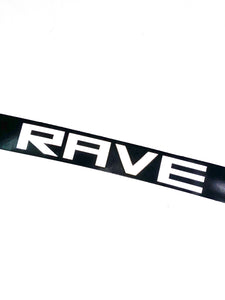 Rave PVC Choker (customizable)