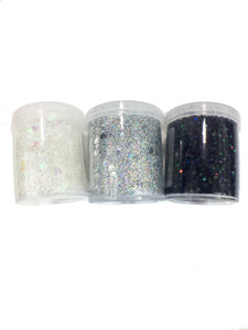 Chromatic Glitter Gels - Stinnys