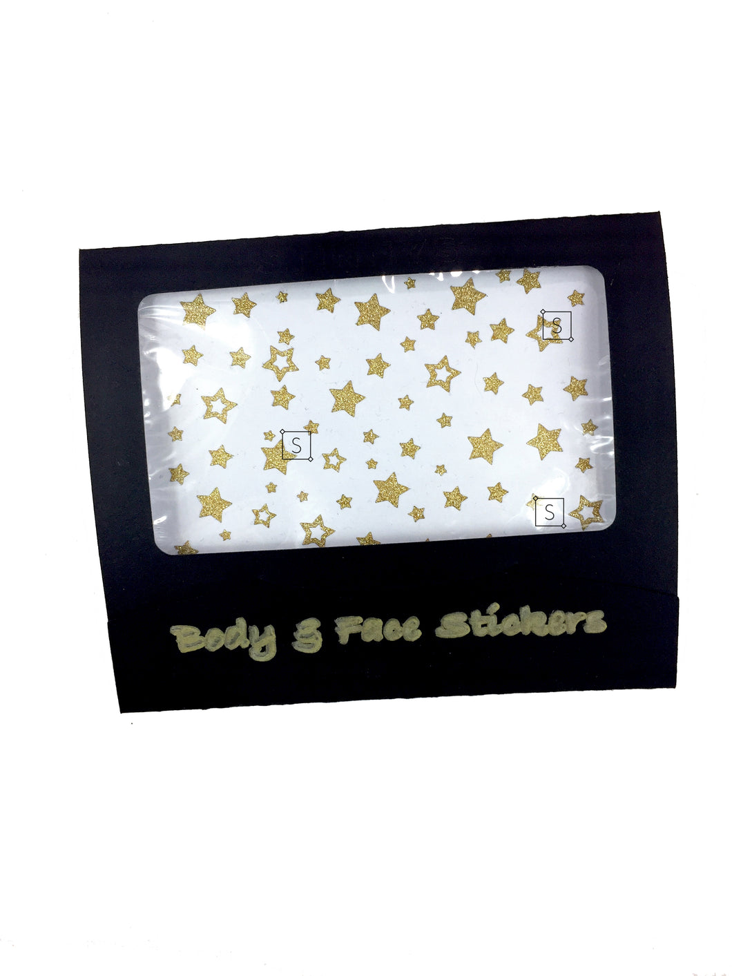 Fallen Stars Body & Face Stickers.