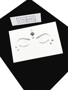 Sia Studded Face Gems - Stinnys