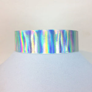 Thick Band Holographic Choker.