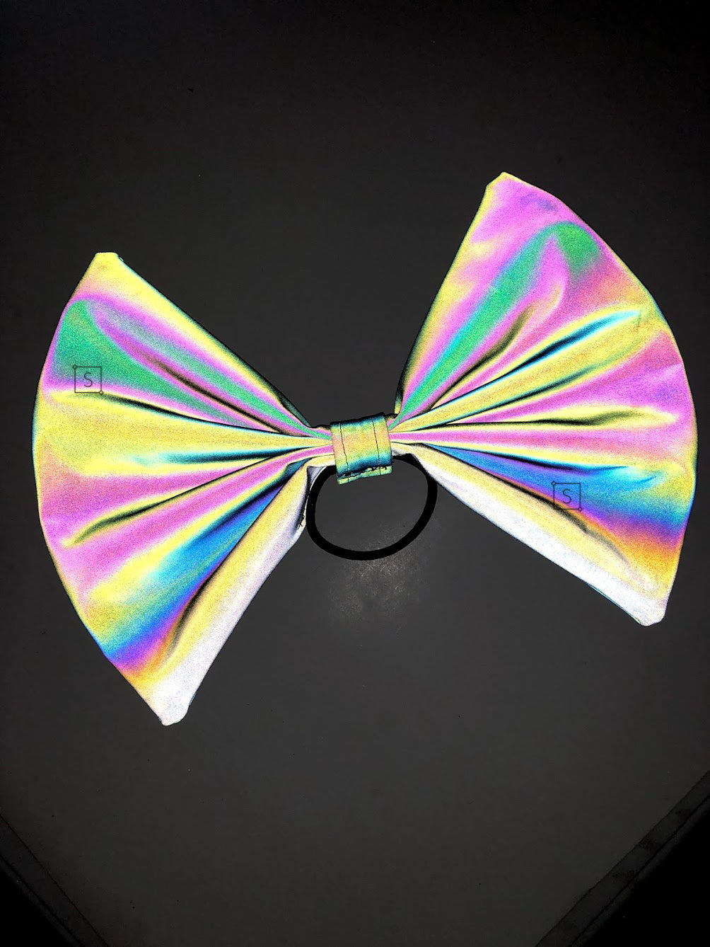 XL Reflective Hair Bow - Stinnys