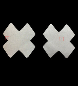 Reflective Cross Marks Pasties