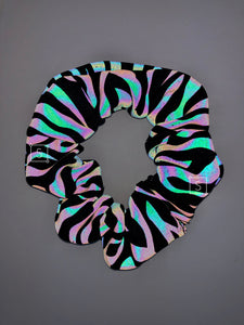 Ignatia Flame Reflective Scrunchie