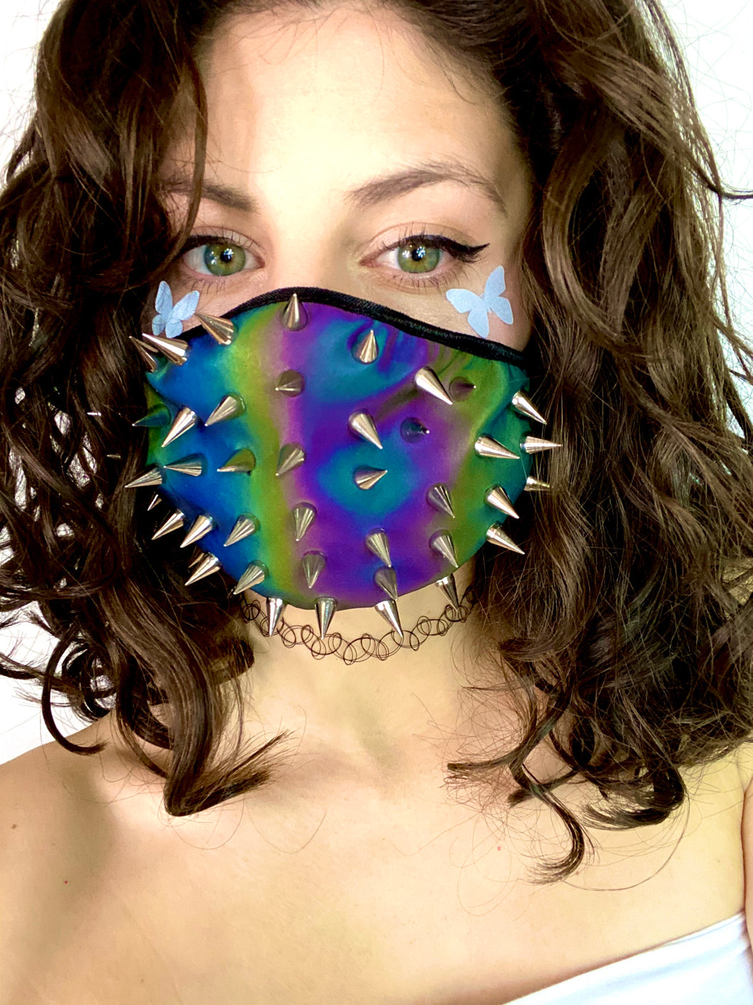 Spiked Euphoria Mouth Mask.
