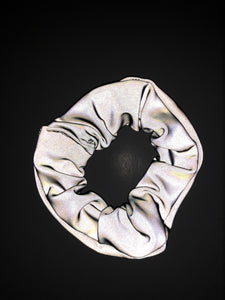 Illiuminous Reflective Scrunchie