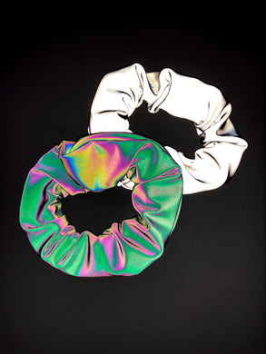 Illiuminous Reflective Scrunchie.