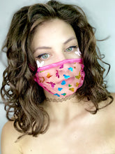 Butterfly Kissed Mouth Mask