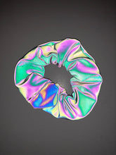 Neon Visions Reflective Scrunchie.