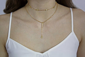 Lariat Edie Necklace - Stinnys