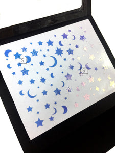 Star Lit Nights Body & Face Stickers - Stinnys