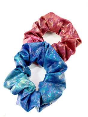Oiled Waters Scrunchie