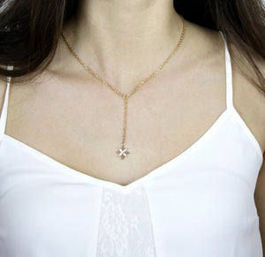 Alessia Lariat Necklace - Stinnys