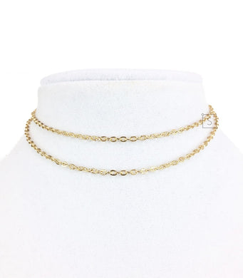 Two Chain Choker - Stinnys