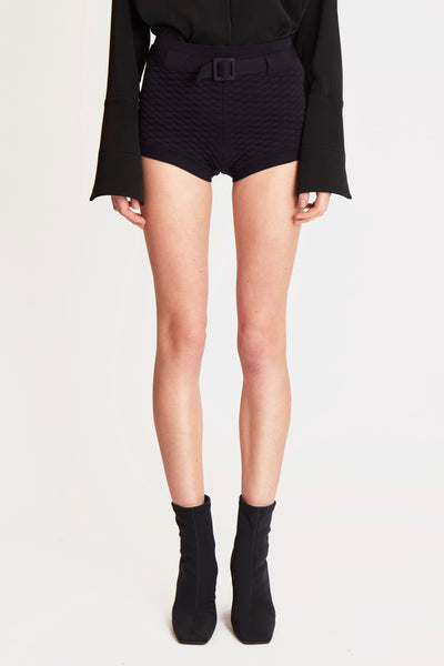 Pare Up Hot Pants Navy