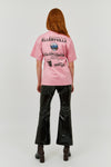 PINK OLD FAITHFUL ELLERY VILLE T-SHIRT