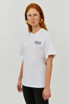 WHITE OLD FAITHFUL ELLERY VILLE T-SHIRT