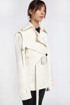 Sequence Relaxed Jacket Ivory
