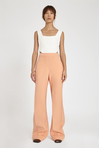 Cell Division Square Leg Pant Peach